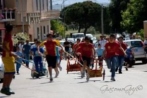 Portocannone_La corsa dei carretti