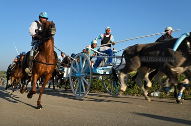 Portocannone_Carri in gara