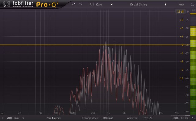 EQ Match Analyzer