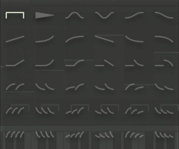 36種のエンベロープ