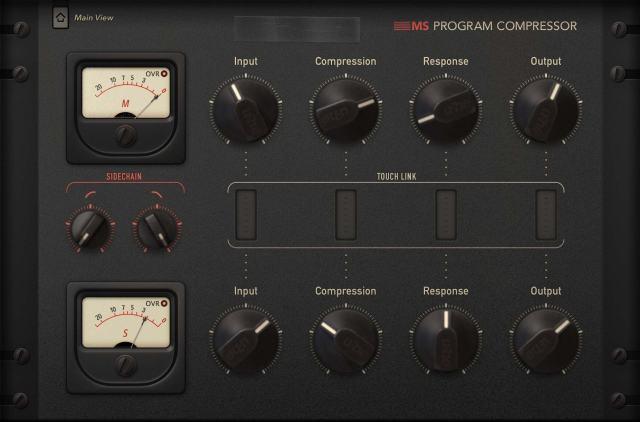 MS Program Compressor
