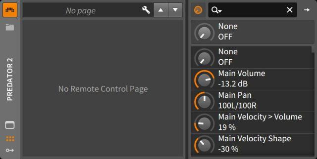 3rdパーティ製プラグインのremote controlページ