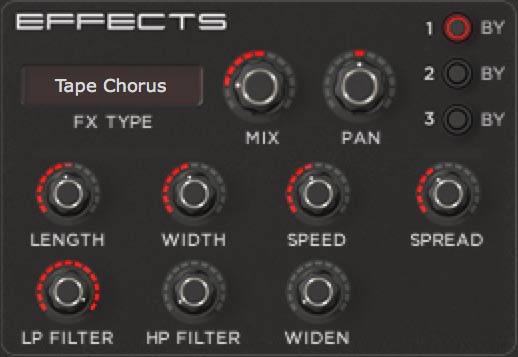 Tape Chorus