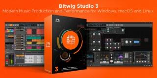 【新製品】「Bitwig Studio 3」発売のご案内