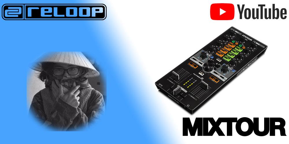 【DJ連載-68-】MIXTOURだとピッチベンドできない?そんな時はアプリ側で!