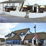 Pub Pic in 1991 and 2013