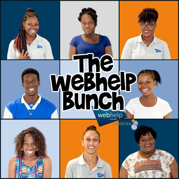 Webhelp Bunch, 2017