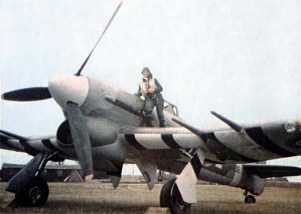 Hawker Typhoon RAF