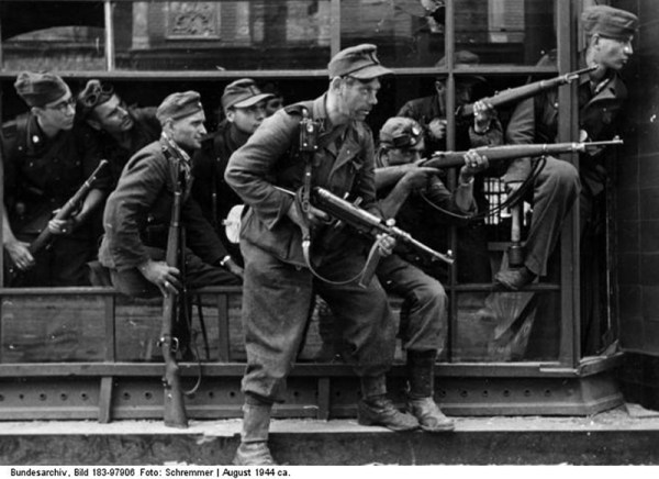 Oskar Dirlewanger -the monster of Warsaw | History of Sorts