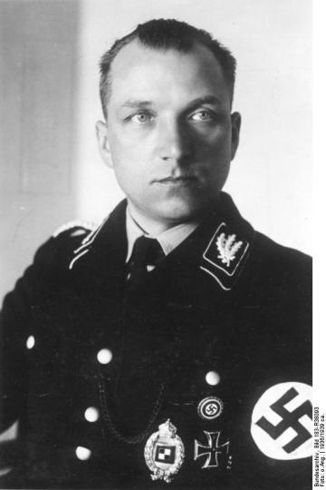 SS-Gruppenführer Heissmeyer