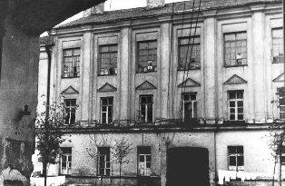 Judenrat offices in Vilna