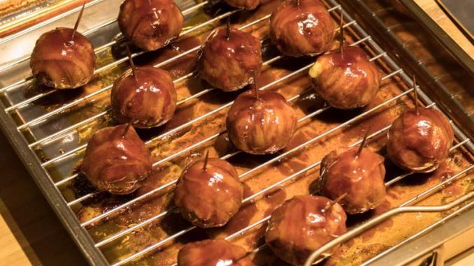 """Moink-Balls """"Chili-Cheese"""" frisch zubereitet"""