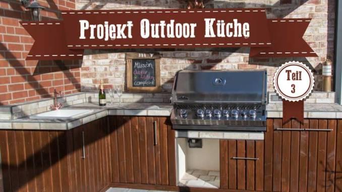 Outdoorküche Arbeitsplatte Test : Projekt outdoorküche teil 3 die arbeitsplatte verschalung und gießen