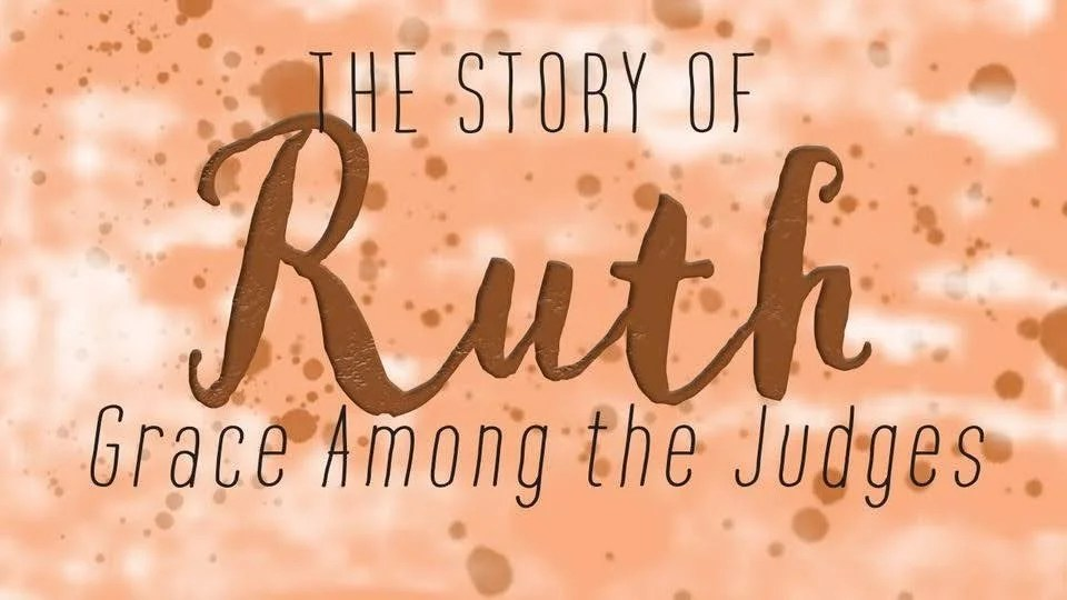 Ruth among the Judges image