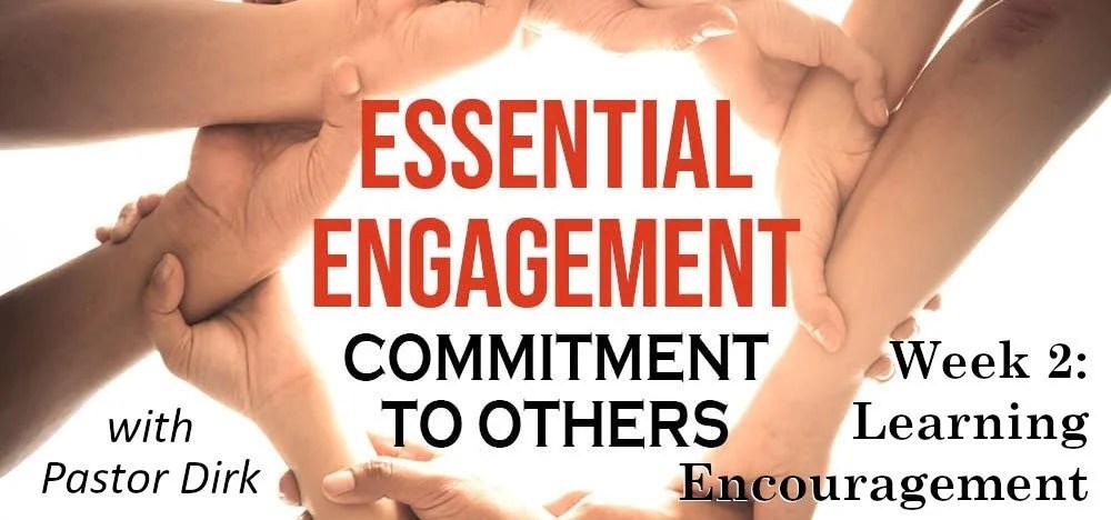 essential engagement week 2