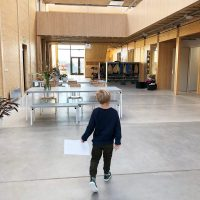 Leren in de tussenruimte op Klein Amsterdam!