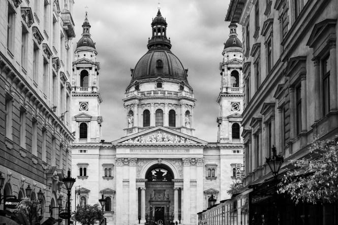 St. Istvan Basilika Budapest