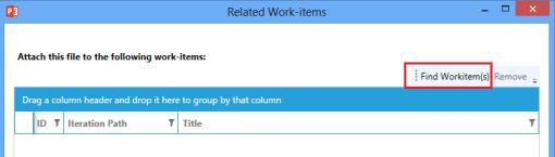 TFS Find Work Items