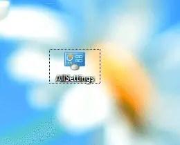 All Settings Icon Created