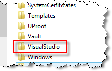 intellisense stopped working visual studio 2012