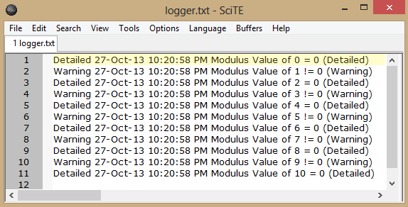 crypto logger for net log file