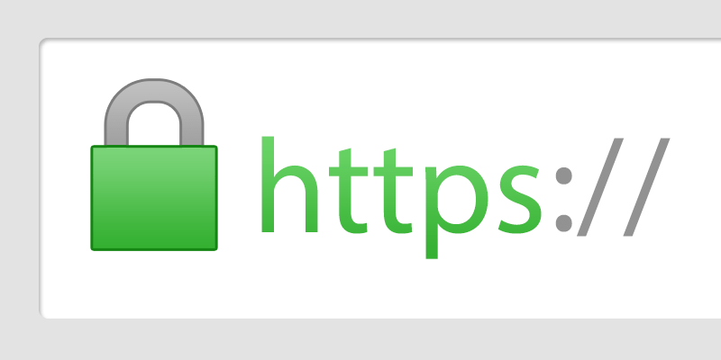 Ensure HTTPS Enabled