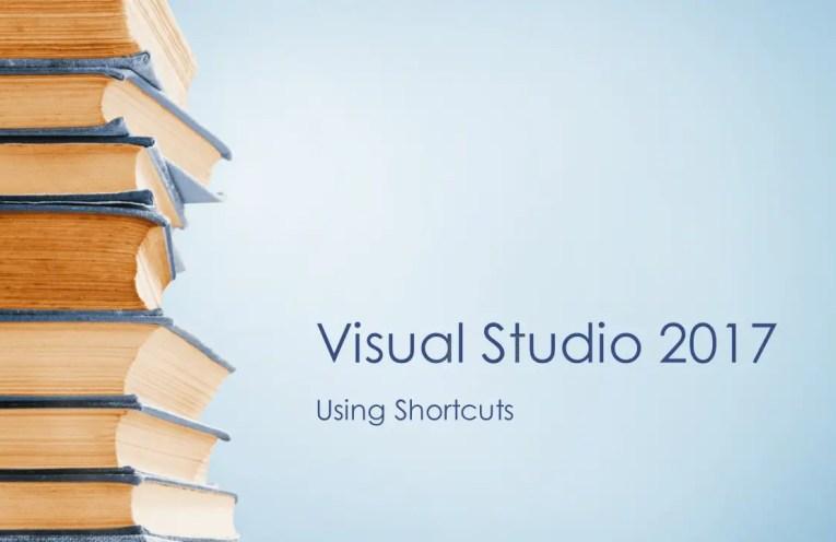 Using Code Shortcuts