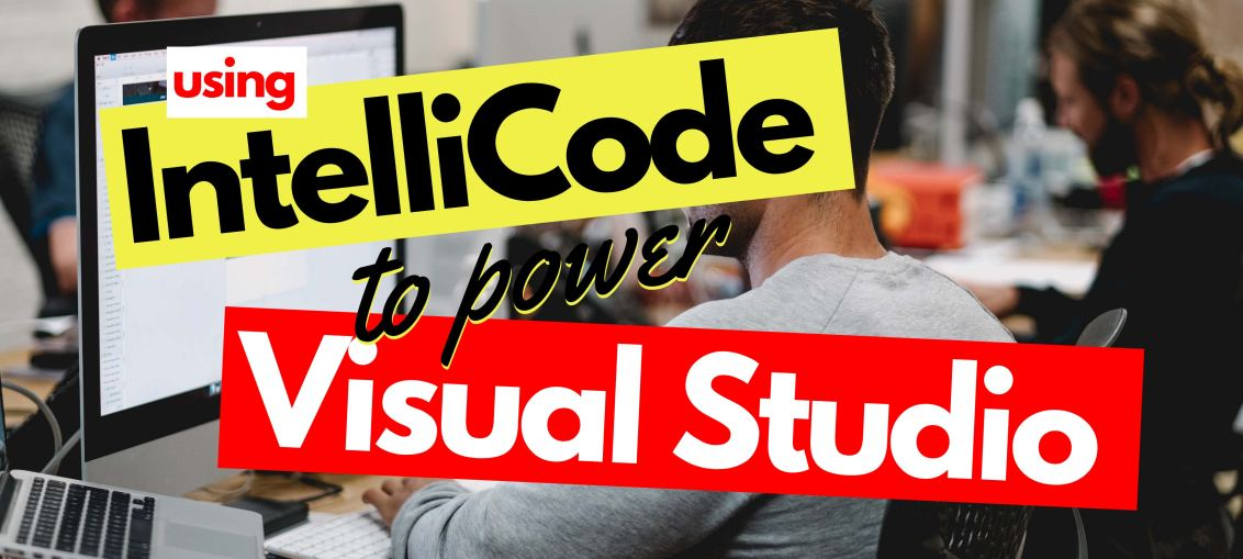 use intellicode to power visual studio