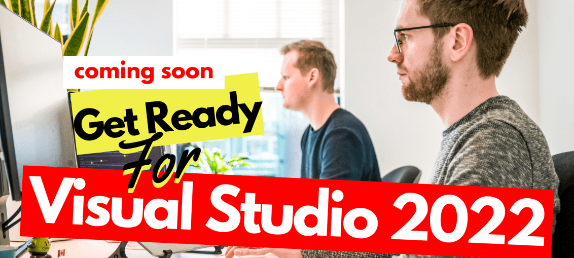 visual studio 2022 coming this summer