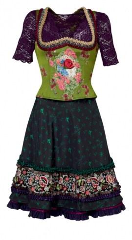 Lola Paltinger Couture Dirndl