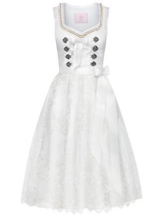 Brautdirndl in Weiß, LIMBERRY