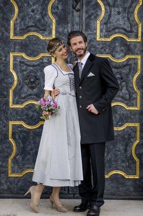 Anna Plochl Hochzeitsdirndl, Tostmann Trachten