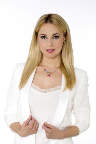 Silvia Schneider - weißer Blazer mit Top