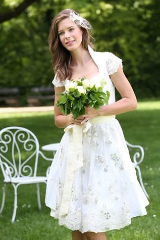 Hochzeitsdirndl Astrid Söll