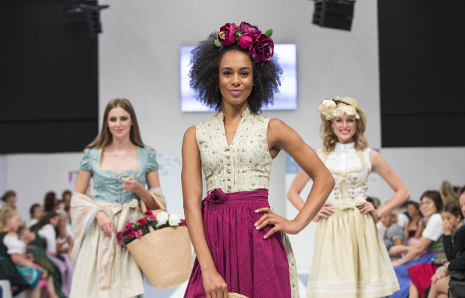 Trachtenmode 2018 - Tracht & Country Herbst 2017 - Copyright: Reed Exhibitions Salzburg/Andreas Kolarik