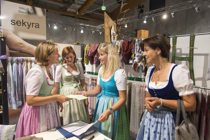 Tracht & Country Herbst 2017 - Copyright: Reed Exhibitions Salzburg/Andreas Kolarik