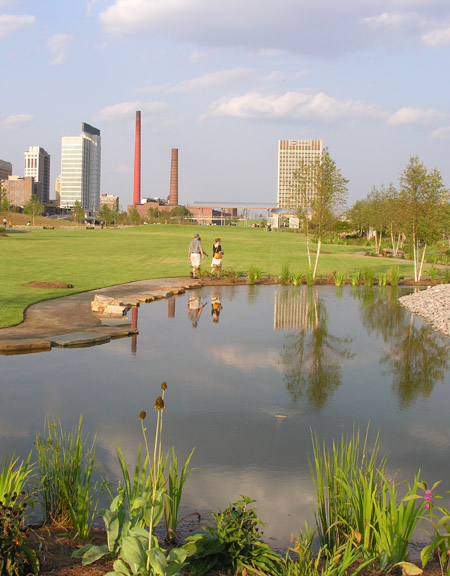 Railroad Park / City Parks Blog