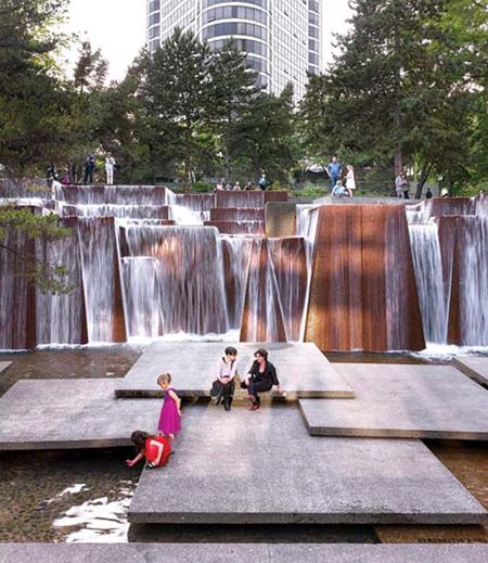 Ira Keller Fountain / Jeremy Bittermann, 2016