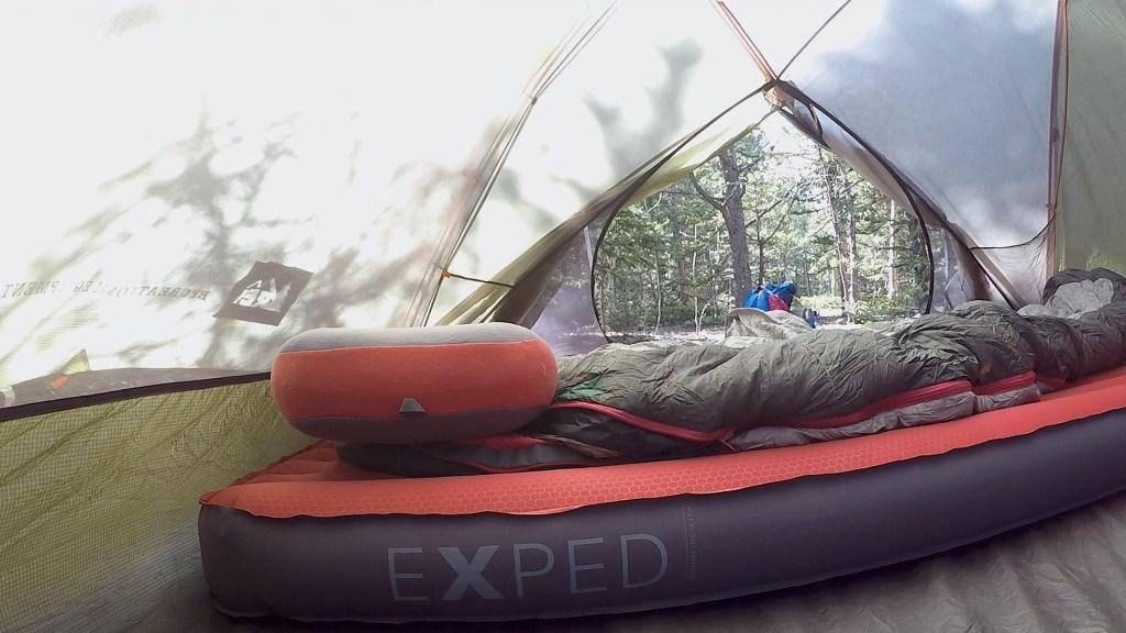 EXPED-Megamat-lite-mega-pillow-review-dirtbagdreams.com