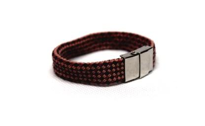 Red rope bracelet
