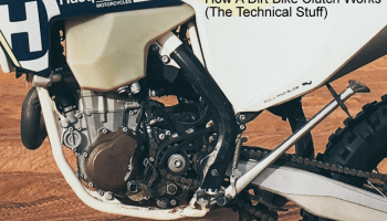 How To Use A Clutch On A Dirt Bike (Tips On A Manual Gear Shift)
