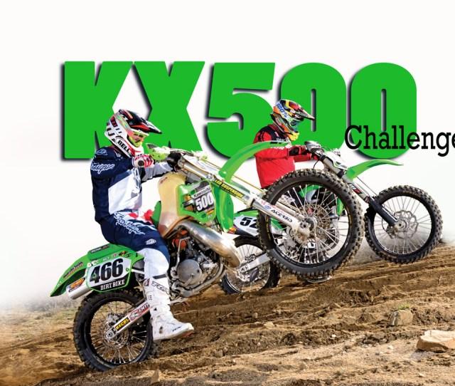 Kx500 2 Stroke Challenge