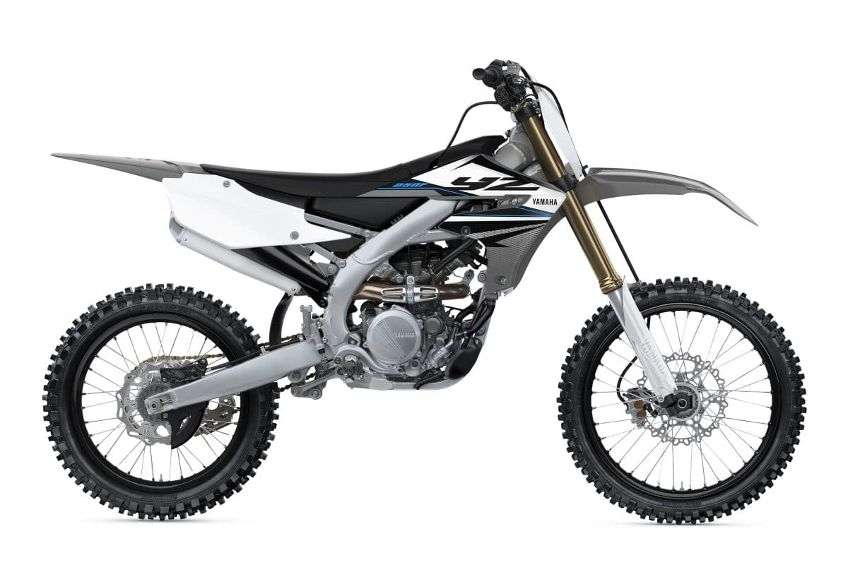 Yamaha Motocross Models Announced Surprise Color