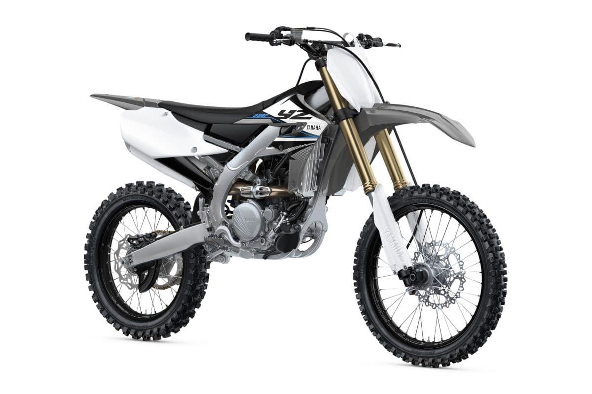 Yamaha Motocross Models Announced Surprise Color