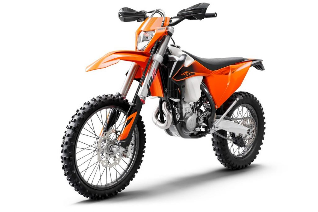 New Ktm Dual Sport And Enduro 350 And 500