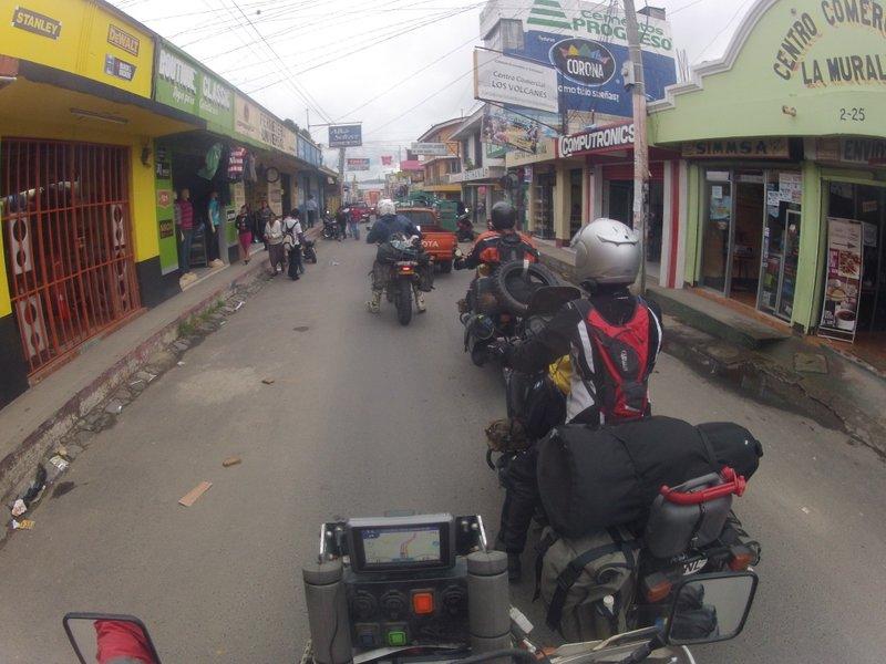 Tough Miles Blog 18: Guatemala.
