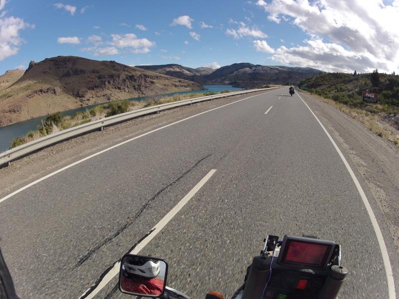 Tough Miles Blog 23: Argentina & Chile