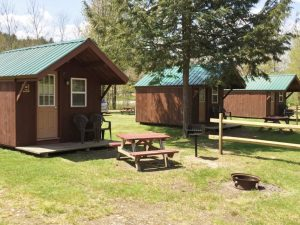 Twin River Rustic Cabins