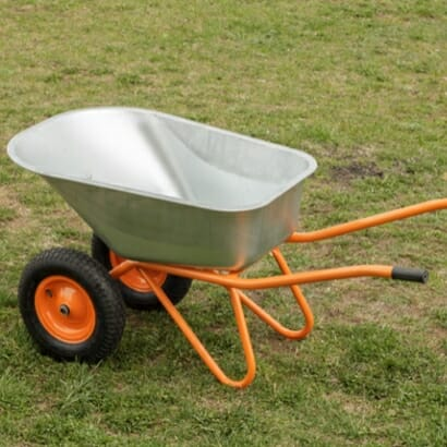 Different Types Of Wheelbarrows Use For Gardening