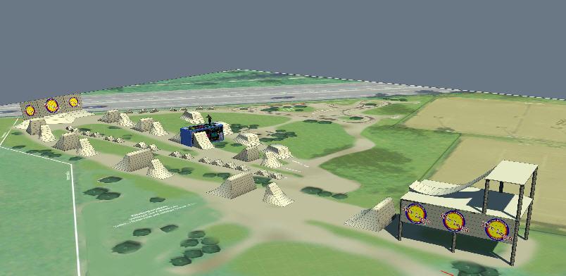 Bikepark Construction & Streckenbau (6/6)